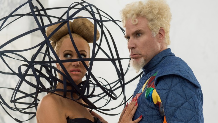 'Zoolander 2' Is Comfortably Dumb