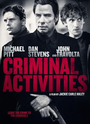 CRIMINAL ACTIVITIES. (DVD Artwork). ©Image Entertainment.