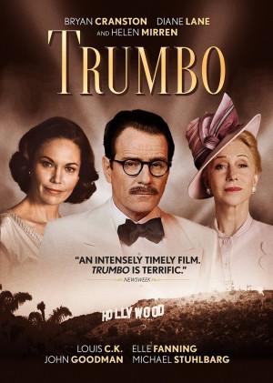 TRUMBO. (DVD Artwork). ©Universal.