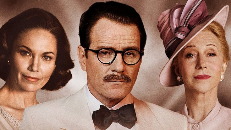 Photos: Johnny Depp, 'Trumbo,' 'Danish Girl' and More on Home Video