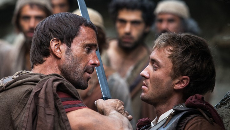 Joseph Fiennes Talks on Jackson, 'Risen'