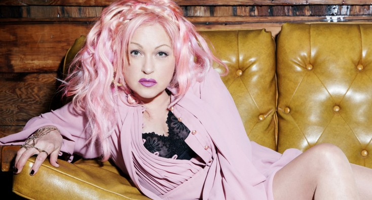 Lauper Travels Down Classic Country Road with 'Detour'