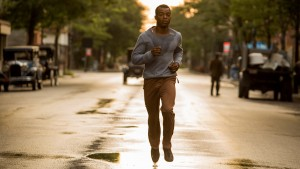 Stephan James stars as Jesse Owens in Stephen Hopkins' RACE. ©Focus Features. Thibault Grabherr.
