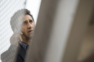 Cliff Curtis as Travis in FEAR THE WALKING DEAD. Curtis also stars in the film RISEN. ©Justin Lubin/AMC