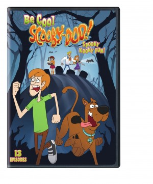 BE COOL SCOOBY-DOO! (DVD Artwork). ©Warner Home Video.