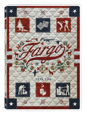 FARGO: YEAR 2. (DVD Artwork). ©20th Century Fox.