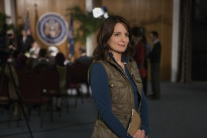 Tina Fey plays Kim Baker in WHISKEY TANGO FOXTROT. ©Paramount Pictures. CR: Frank Masi.