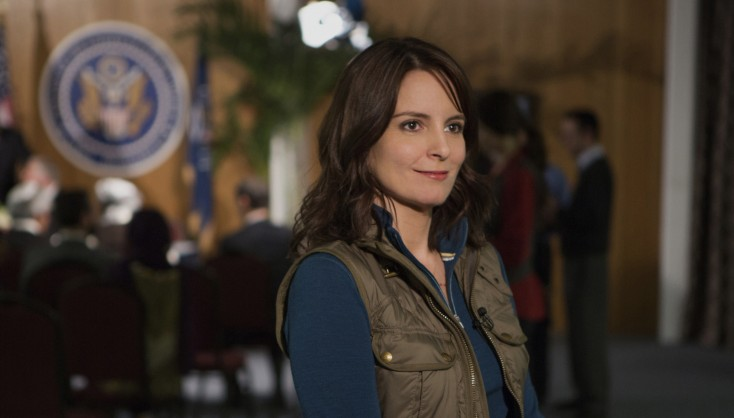 Tina Fey Goes to War in 'Whiskey Tango Foxtrot'