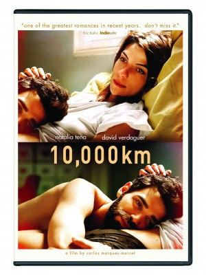 10,000 KM. (DVD Artwork). ©Broadgreen.