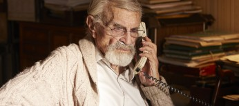 Octogenarian Martin Landau in a Thriller to 'Remember'