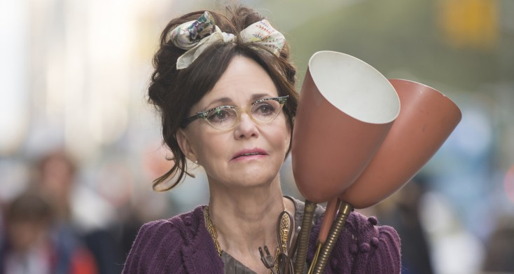 Photos: Sally Field Talks Unrequited Love, Wild Wardrobe in 'Doris'