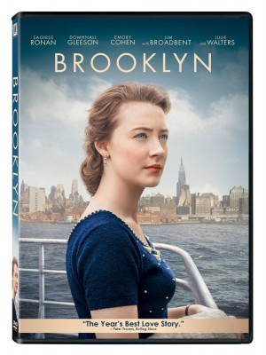 BROOKLYN. (DVD Artwork). ©20th Century Fox.