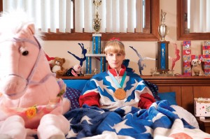 Melissa Rauch stars as Hope, a former gymastics hero in THE BRONZE. ©Sony PIctures Classics. CR: Tiffany Laufer.