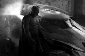 Ben Affleck as Batman in BATMAN V SUPERMAN: DAWN OF JUSTICE. ©Warner Bros. Entertainment. CR: Zack Synder.