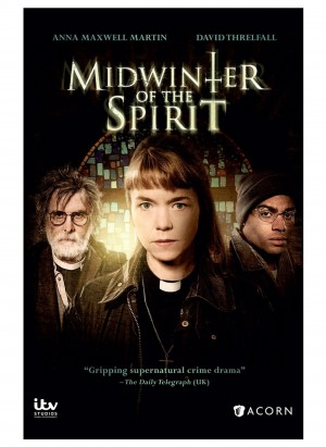 MIDWINTER OF THE SPIRIT. (DVD Artwork). ©Acorn.