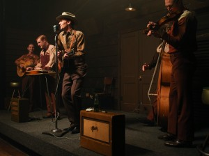 Tom Hiddleston as Hank Williams in I SAW THE LIGHT. ©Sony Pictures. CR: Sam Emerson.
