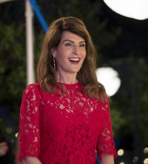 Nia Vardalos as Toula Portokalos in MY BIG FAT GREEK WEDDING 2. ©Universal Studios. CR: George Kraychyk.