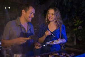 (l-r) Dany Boon and Julie Delpy star in LOLO. ©Film Rise.