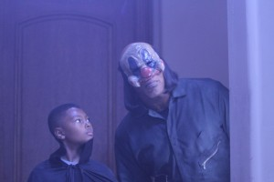 (l-r) Alex Henderson and Mike Tyson star in MEET THE BLACKS. ©Hidden Empire Media  Group.