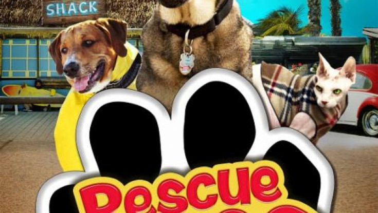 See a Movie, Help a Rescue Dog