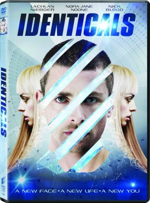 IDENTICALS. (DVD Artwork). ©Sony Home Entertainment.