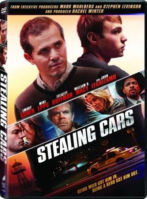 STEALING CARS. (DVD Artwork). ©Sony Home Entertainment.