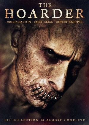 THE HOARDER. (DVD Artwork). ©Image Entertainment.