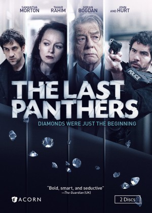 THE LAST PANTHER. (DVD Artwork). ©Acorn.