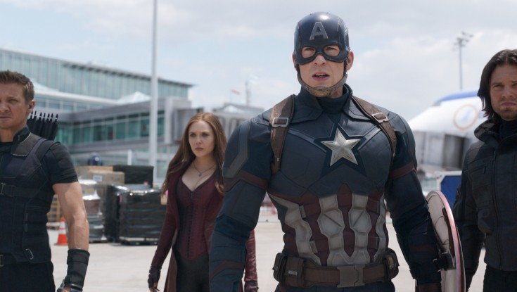 Fans Can Bring Home 'Captain America: Civil War' on Blu-ray and Blu-ray 3-D