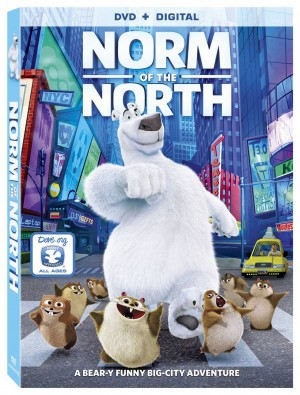 NORM OF THE NORTH. (DVD Artwork). ©Lionsgate.