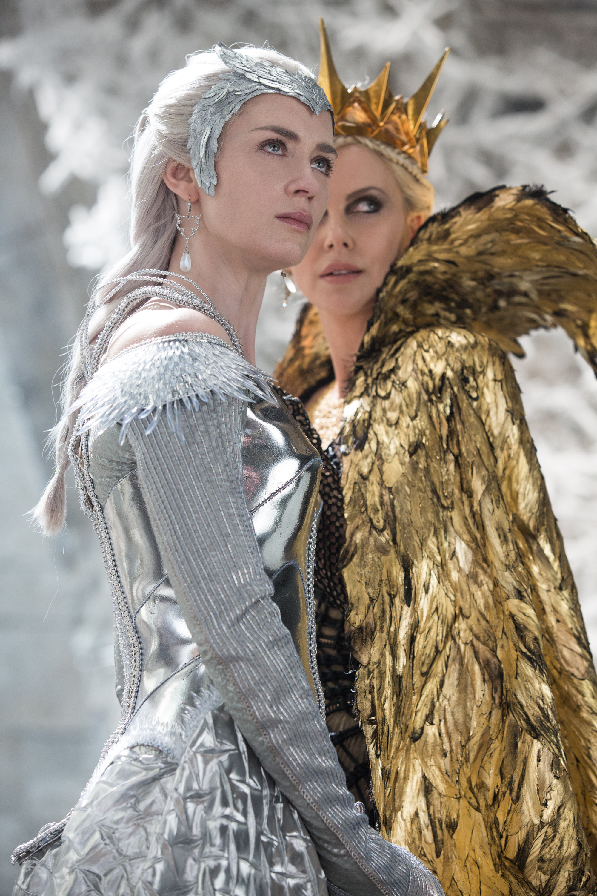 Snow White And The Ice Queen