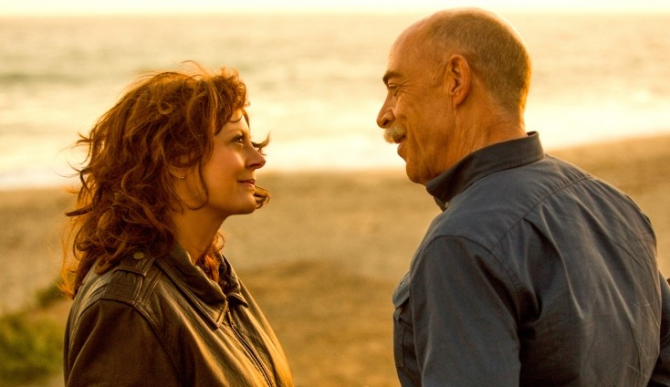 Susan Sarandon Embraces her Inner Doter in 'The Meddler'