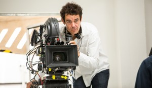 Director Tom Tykwer on the set of A HOLOGRAM FOR THE KING. ©Roadside Attractions. CR: Tom Trambow.