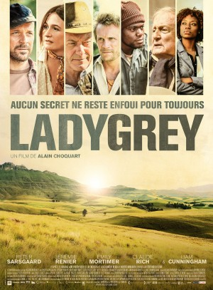 LADYGREY. (DVD Artwork). ©Mar Vista.