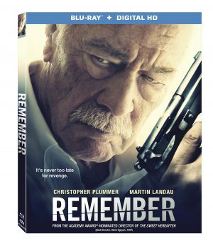REMEMBER. (DVD Artwork). ©Lionsgate.