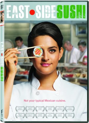 EAST SIDE SUSHI. (DVD Artwork). ©Sony Home Entertainment.