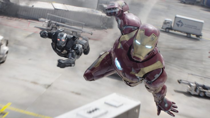 Photos: Robert Downey Jr. Squares Off in 'Captain America: Civil War'