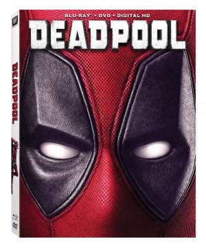 DEADPOOL. (DVD Artwork). ©20th Century Fox.