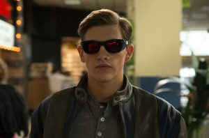 Tye Sheridan is Scott Summers/Cyclops in X-MEN: APOCALYPSE. ©Marvel/20th Century Fox. CR: alan Markfield.