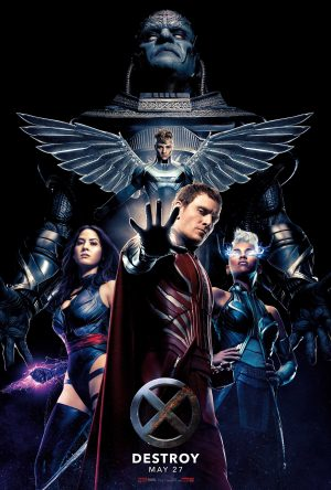 X-MEN: APOCALYPSE. (Key Art). ©Marvel/20th Century Fox.