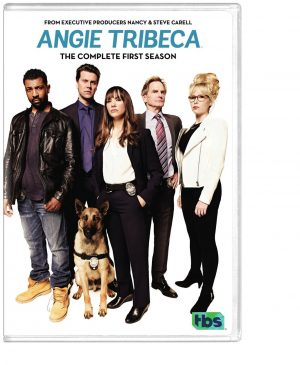 ANGIE TRIBECA: THE COMPLETE FIRST SEASON. ©Warner Home Video.