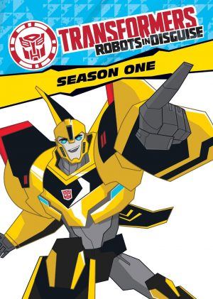 TRANSFORMERS ROBOTS IN DIGUISE: SEASON ONE. ©Shout! Factory.
