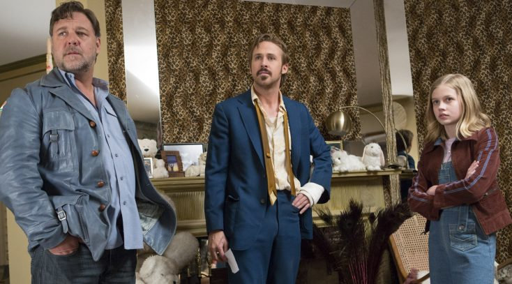 Photos: 'The Nice Guys' Roll On To Home Video