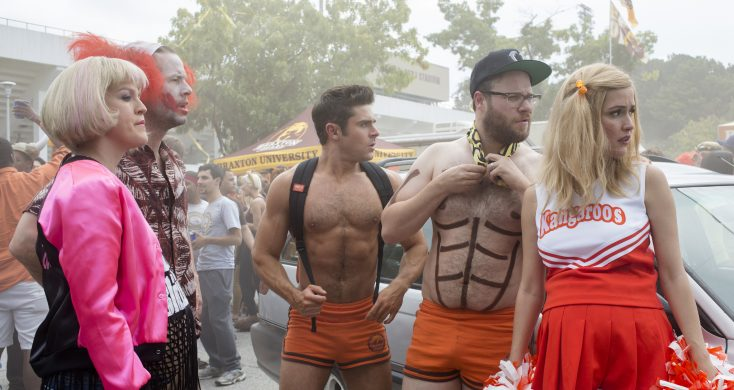 Photos: EXCLUSIVE: Rose Byrne Takes on the Girls Next Door in 'Neighbors 2'