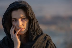 Ayelet Zurer stars as 'Mother' in the imagined chapter of Jesus' forty days of fasting and praying, LAST DAYS IN THE DESERT. ©Broad Green Pictures. CR: François Duhamel / Broad Green Pictures.