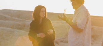 Photos: EXCLUSIVE: Ayelet Zurer Offers Maternal Instinct in 'Last Days in the Desert'