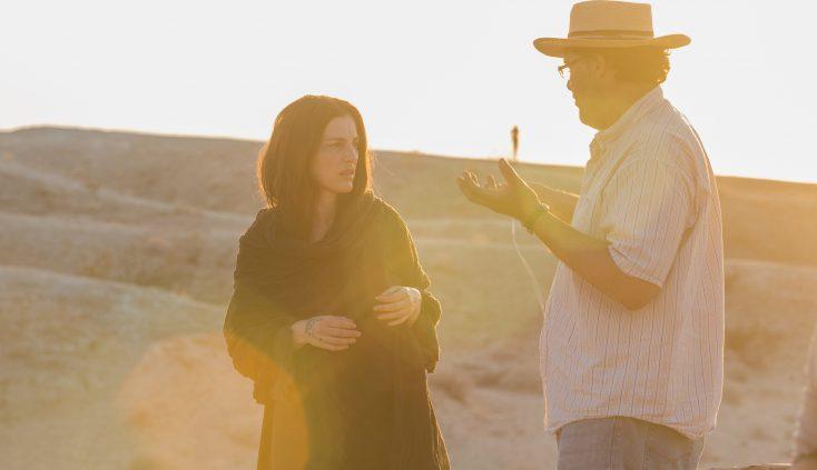 Photos: EXCLUSIVE: Ayelet Zurer Offers Maternal Instinct in 'Last Days in the Desert'