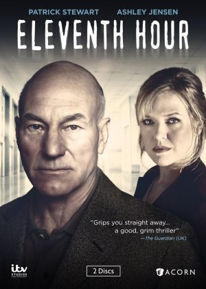 ELEVENTH HOUR. (DVD Artwork). ©Acorn.