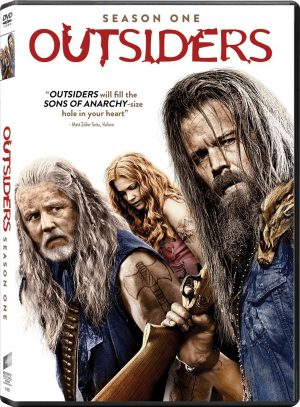 OUTSIDERS: SEASON ONE. ©Sony Home Entertainnment.