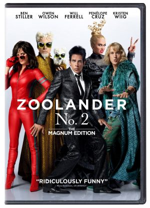 ZOOLANDER 2: THE MAGNUM EDITION. ©Paramount.